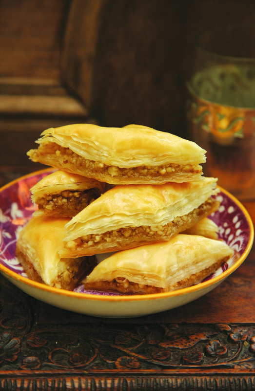 Classic Baklava (Photo Vanessa Courtier)