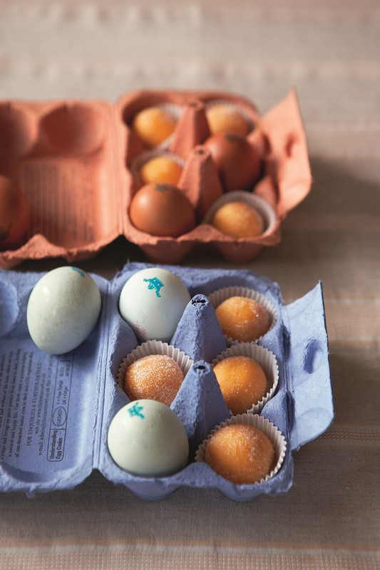 Egg Candy or Yemas